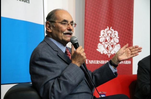 Horacio Serpa, del Partido Liberal.