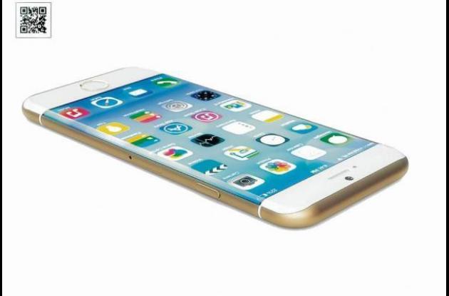 Concepto de diseño del iPhone 6