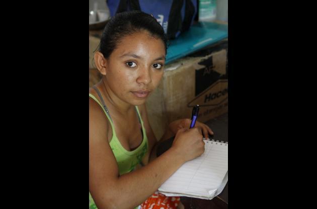 María Alejandra Montez Hernández  virus del papiloma humano