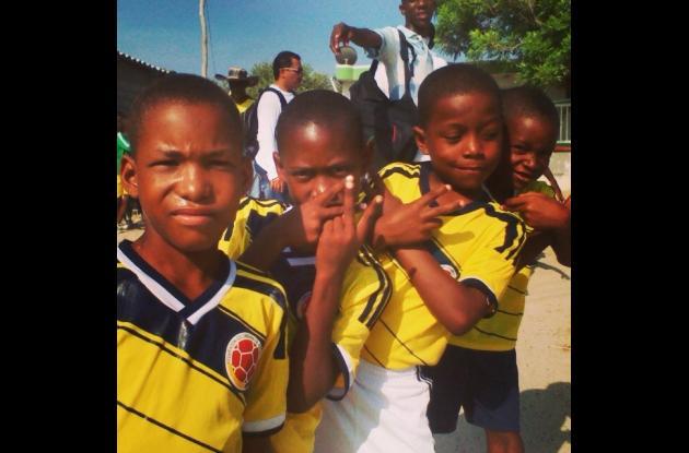 Niños Tierrabomba
