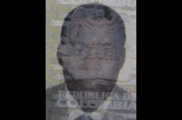 Luis Felipe Páez Pérez. Asesinado.