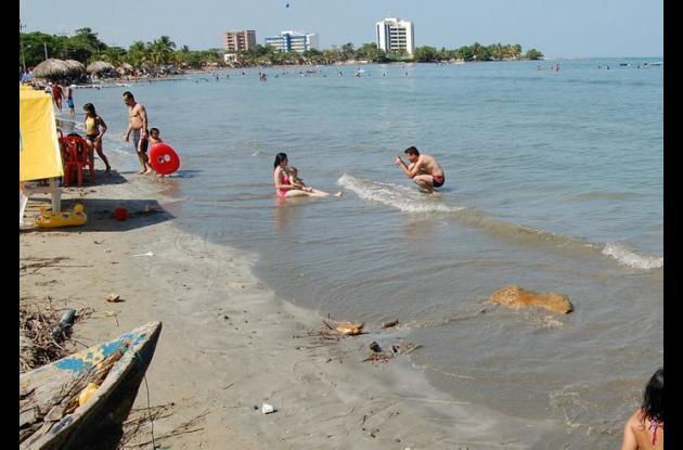 Promocionar las playas del golfo de Morrosquillo es la tarea de las autoridades de la zona.