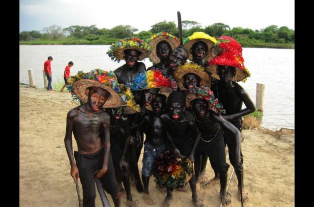Danza Son de Negros.