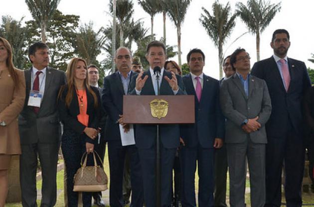 Este proyecto pretende unificar la elección de alcaldes, gobernadores y Presidente de la República.