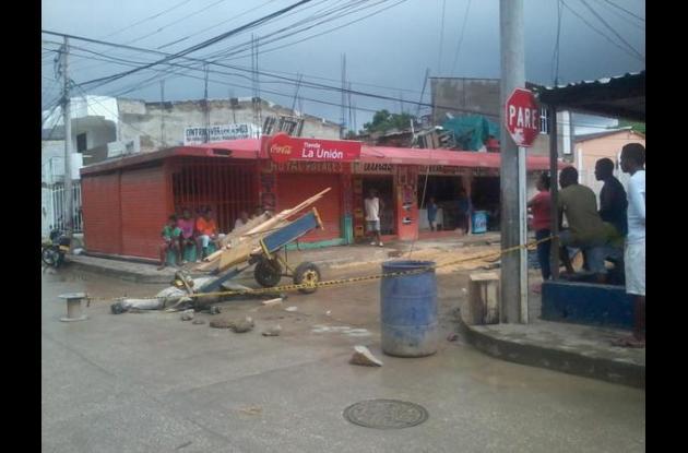 Caballo muere electrocutado en San José de los Campanos
