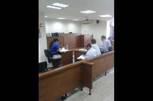 Audiencia suspendida del caso Zapa