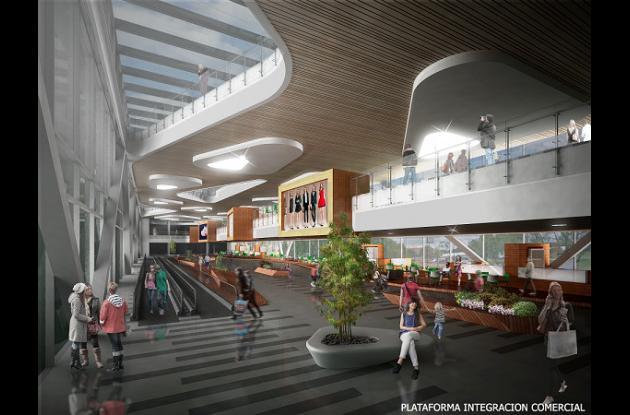 'El Edén' será el nombre del Centro Comercial más grande de Colombia, que se comenzará a construir en el primer trimestre de 2015, abrirá sus puertas al público en el segundo semestre de 2017 y tendrá 320 mil m2 de construcción y 134 mil de comercio.