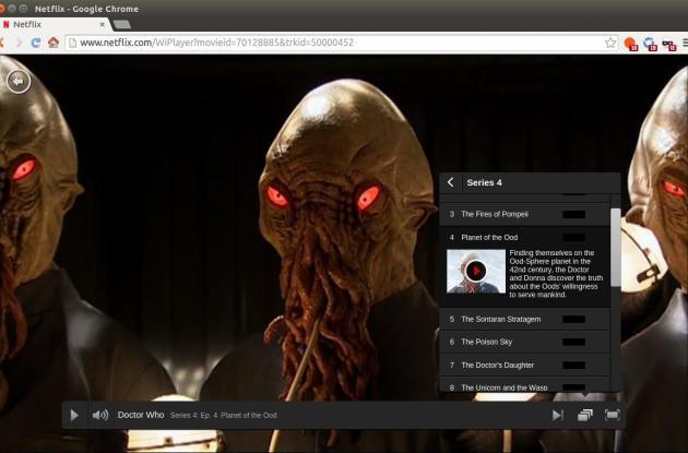 Ahora Netflix se puede usar en Ubuntu.