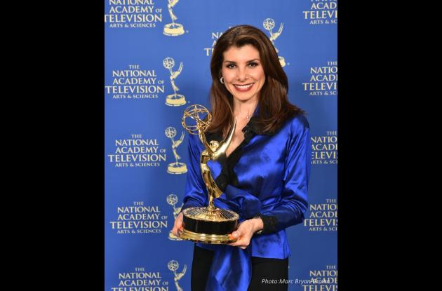 Patricia Janiot gana el premio Emmy por el noticiero