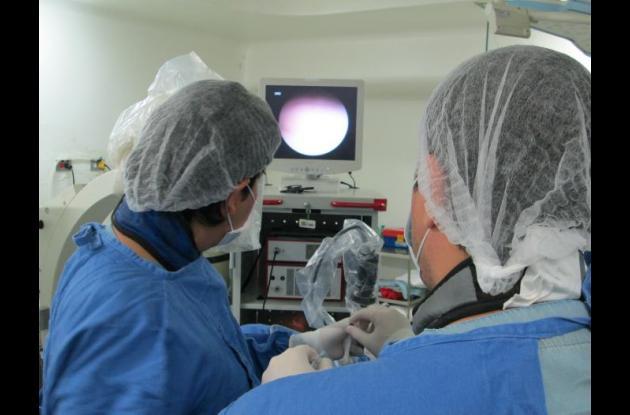 moderna tecnologia contra calculos renales
