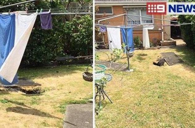 Hueco en Australia