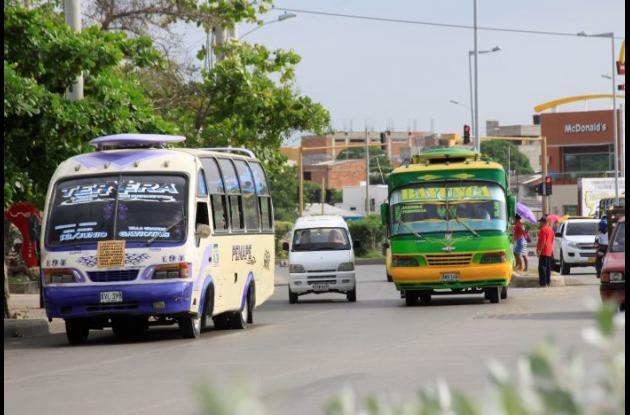Hay cerca de 25 procesos de investigación abiertos a empresas de transporte público colectivo e individual de la ciudad por no tener conductores idóneos.