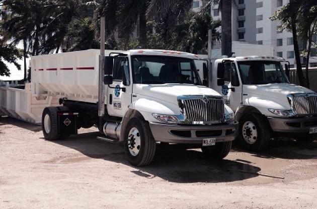 camiones compactadores nuevos