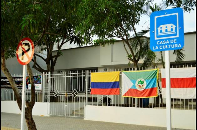 Casa de la Cultura de Santa Lucía.