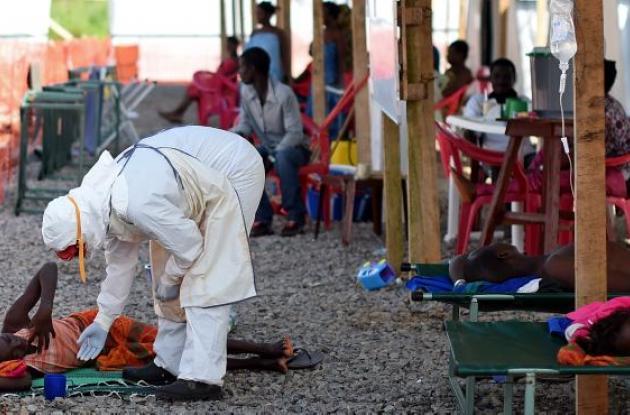 Ébola Africa