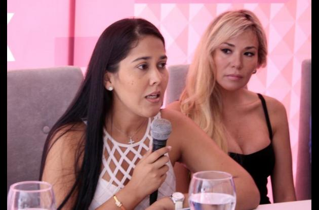 Kelly Palacio, organizadora de Barranquilla Fashion Week.