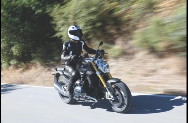 Moto BMW R 1200.