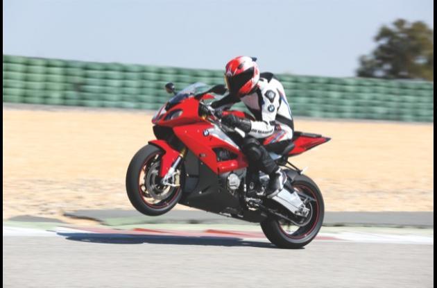 Moto BMW S 1000 RR