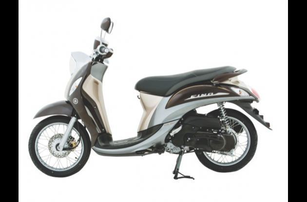 Yamaha fino fuel injection 2015