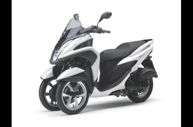 Yamaha Tricity, Smart for all