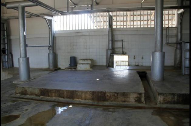 Matadero de San Juan Nepomuceno