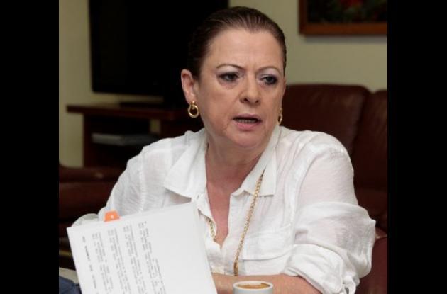 Beatriz Botero Arango, abogada.