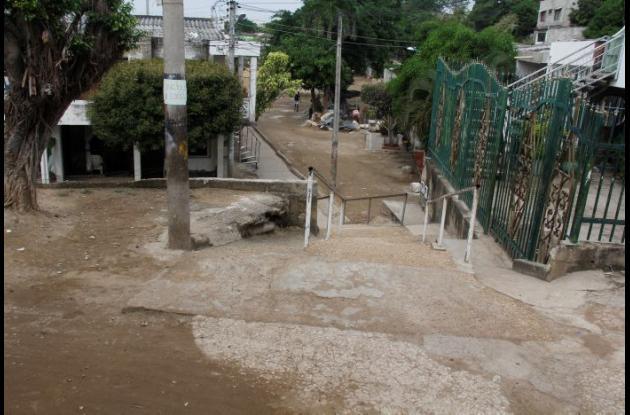 El crimen ocurrió en Los Calamares, en el sector Las Escaleras. Sicario mató a Samir Chiquillo, quien tenía casa por cárcel.