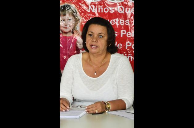 Celia Cruz Torres, secretaria departamental de salud