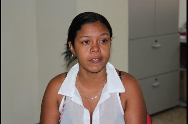 Karen Romero, excompañera sentimental de Manuel De Armas, asesinado en lío pasional en Policarpa.