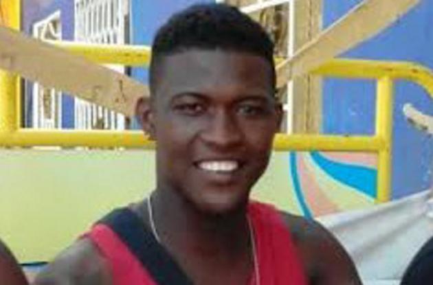 Darwin Cabarcas Cardona era oriundo de Barranquilla. Murió en accidente en Mamonal.