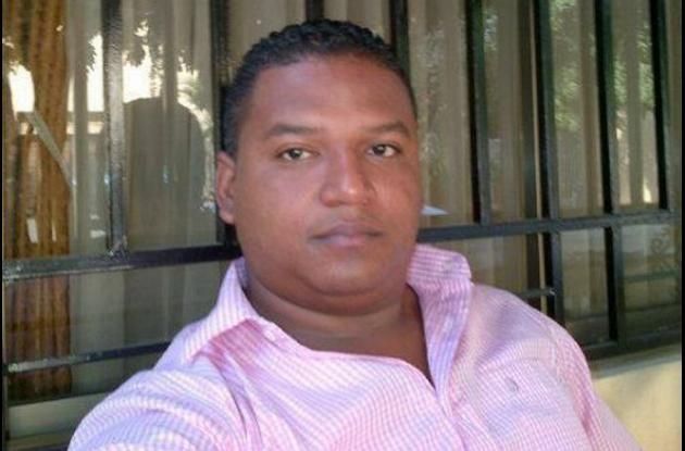 Robinson Prieto, policía asesinado en el Pie del Cerro.