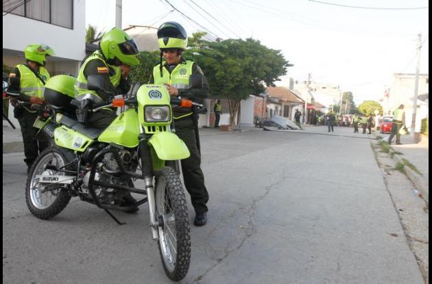 policía cartagena