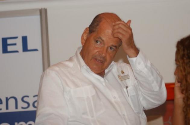 Raimundo Angulo, presidente del CNB.