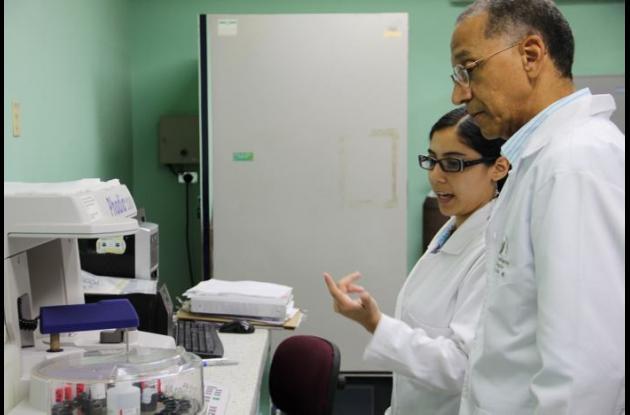 Científicos de la Universidad de Cartagena