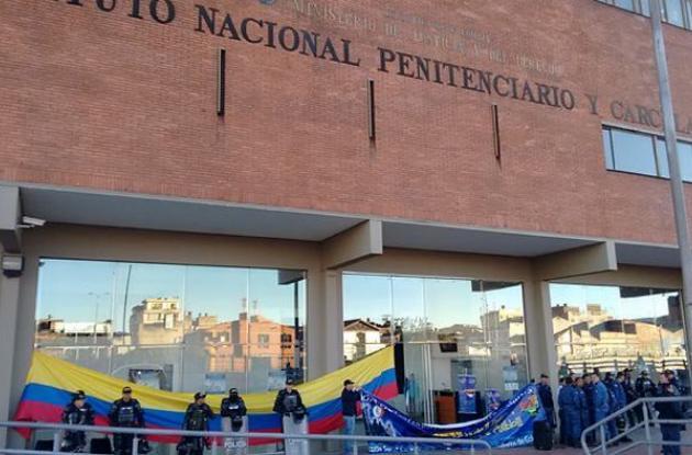 Protesta Inpec