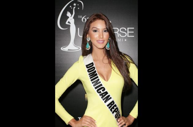 Kimberly Castillo, Miss República Dominicana.