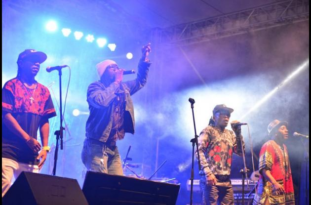 Los Legendarios. carnaval de barranquilla