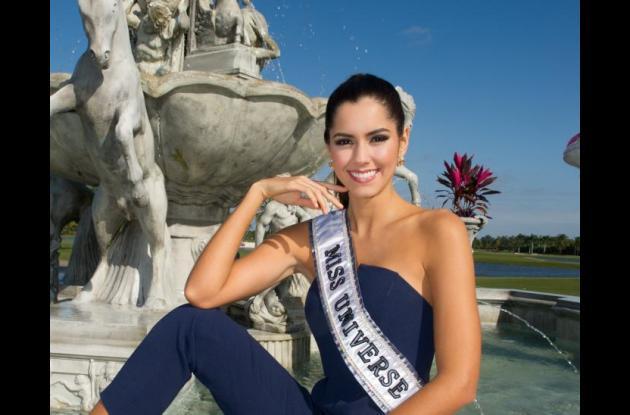 Paulina Vega Dieppa, nueva Miss Universo.
