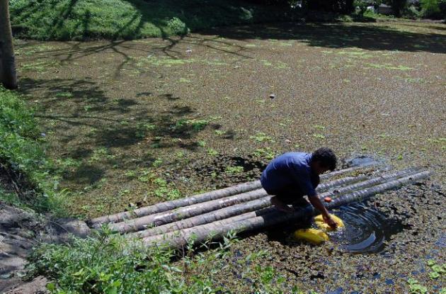 Las comunidades con problemas del recurso hídrico pueden postularse.