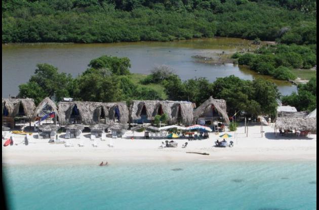 Isla de Barú.