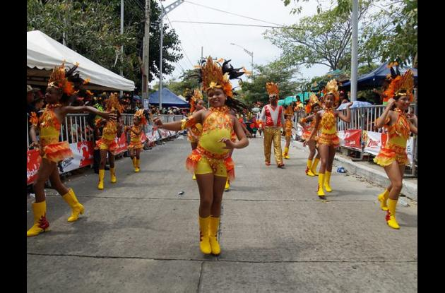 Carnaval de los Niños en Barranquilla.