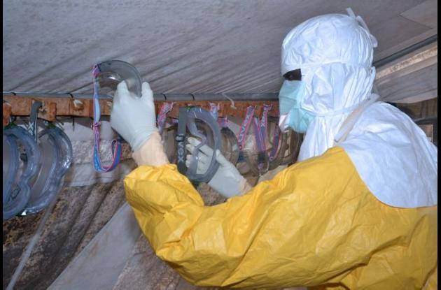 ebola corea del norte