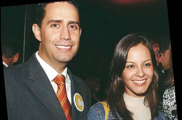 Camilo Montoya y Laura Acuña.