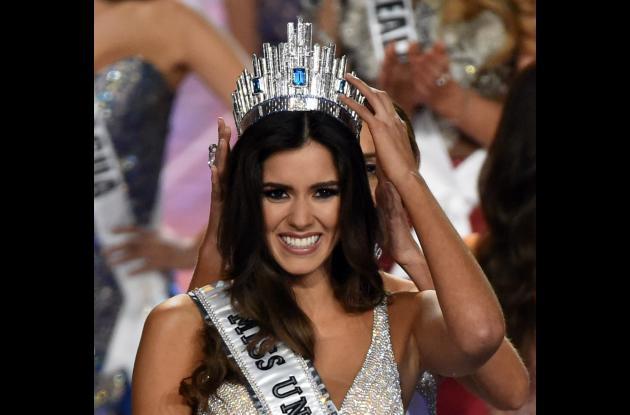 Paulina Vega Dieppa, Miss Universo.