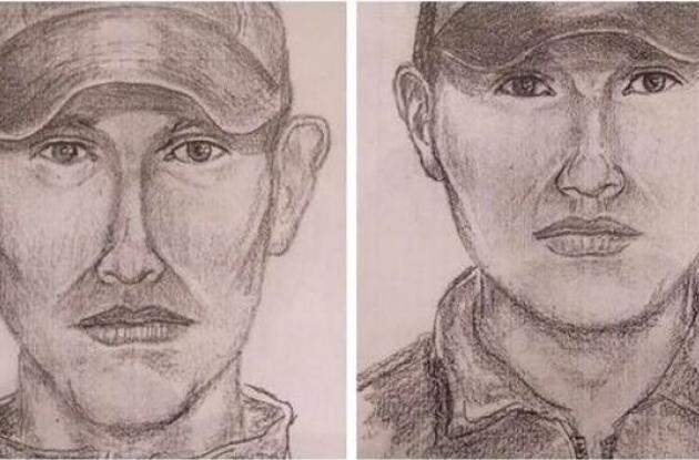 Retratos hablados de los presuntos asesinos de los hermanos en Caquetá.