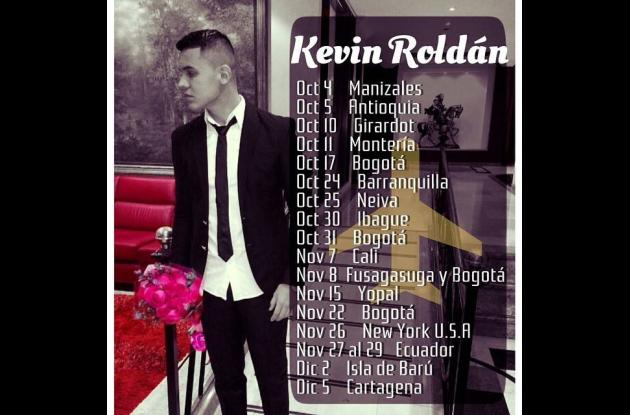 Kevin Roldan.