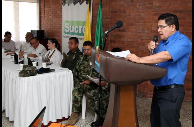Transhumancia electoral en Sucre