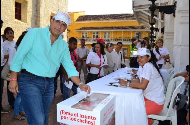 Consulta sobre corralejas en Bolívar