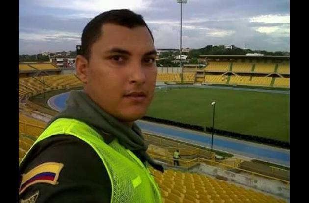 César Delima. Policía asegurado por muerte de joven en Canapote.