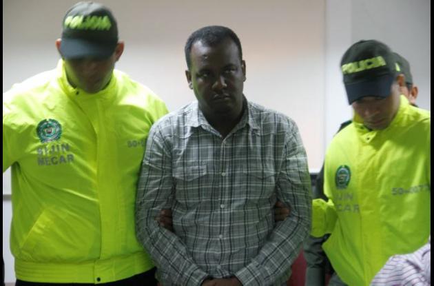 Andrés Díaz fue acusado junto a Josefa Cardona por el crimen de kellys Zapateiro.
